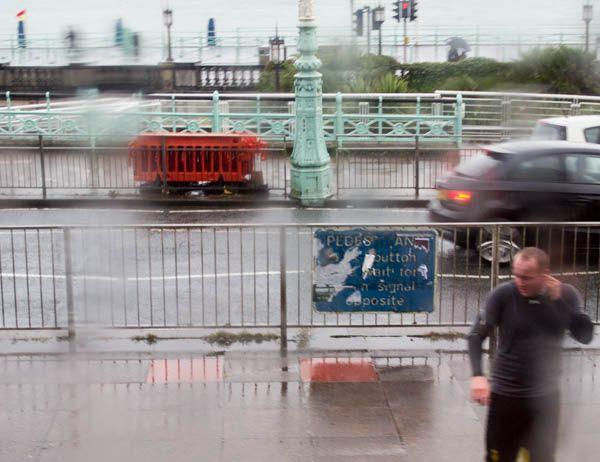 Seafront & Rain