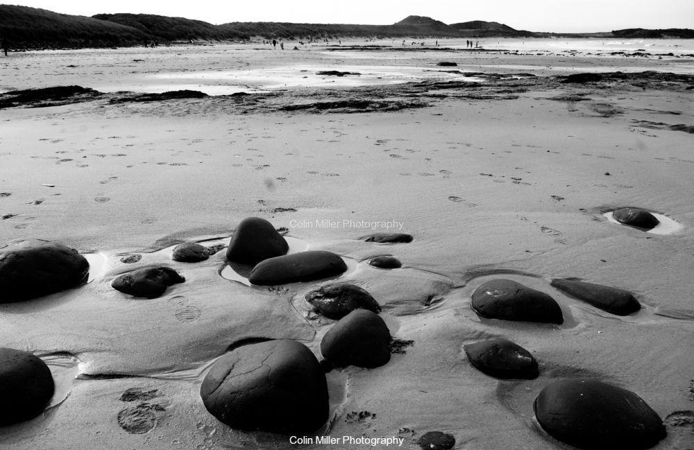 Sand & Stones