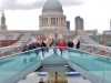 Footbridge & St Pauls