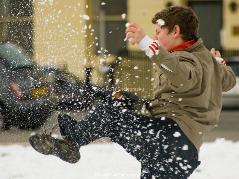 Snowkicker